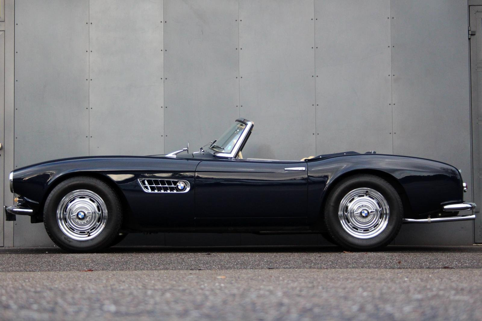 1959 BMW 507 Serie II LHD For Sale (picture 5 of 6)