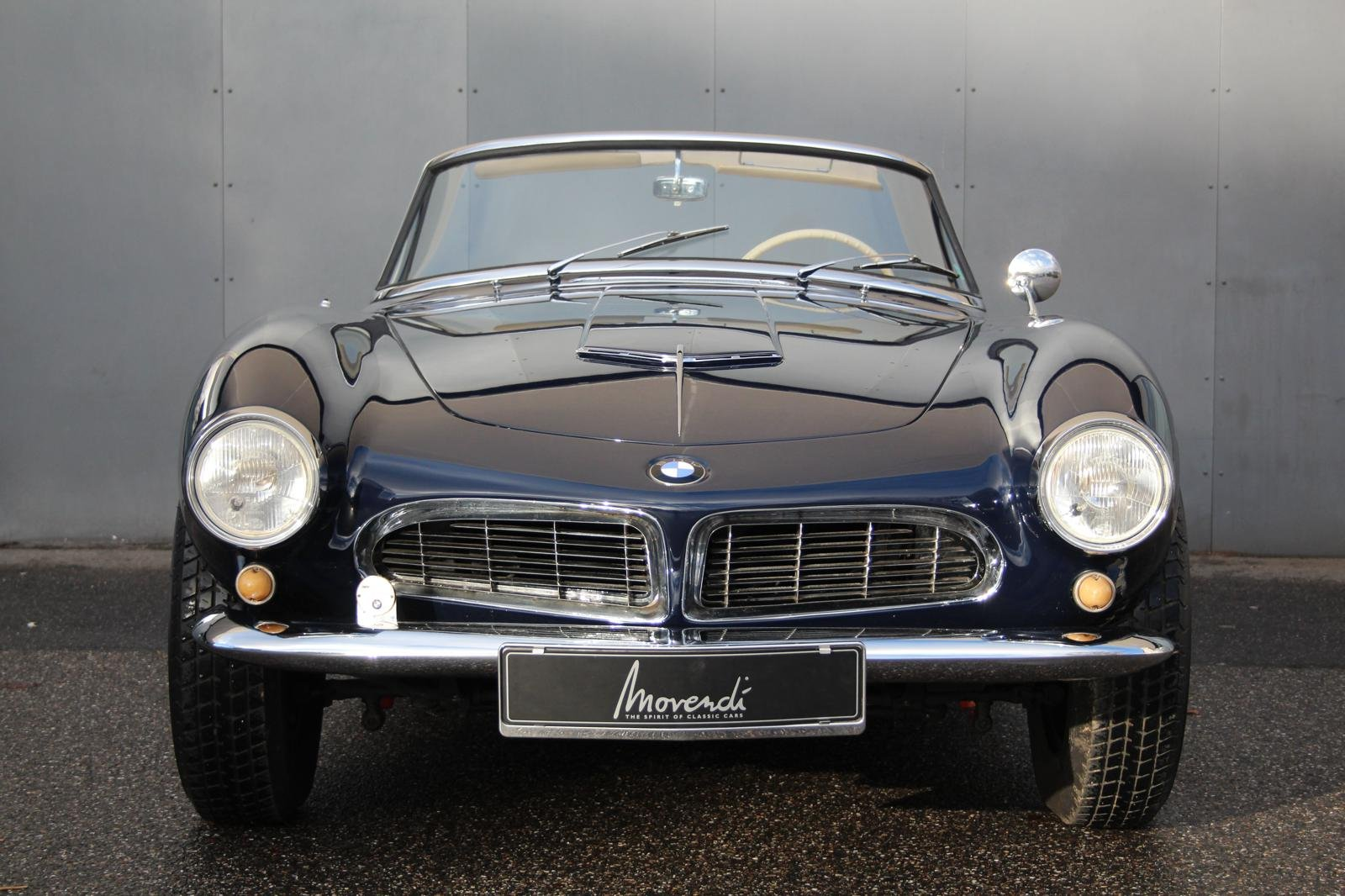 1959 BMW 507 Serie II LHD For Sale (picture 6 of 6)