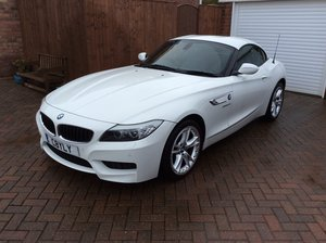 Stunning 2010 BMW Z4  3 litre manual