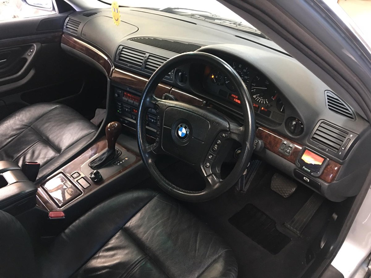 2001 51 BMW 728i 93000 miles silver For Sale (picture 5 of 6)
