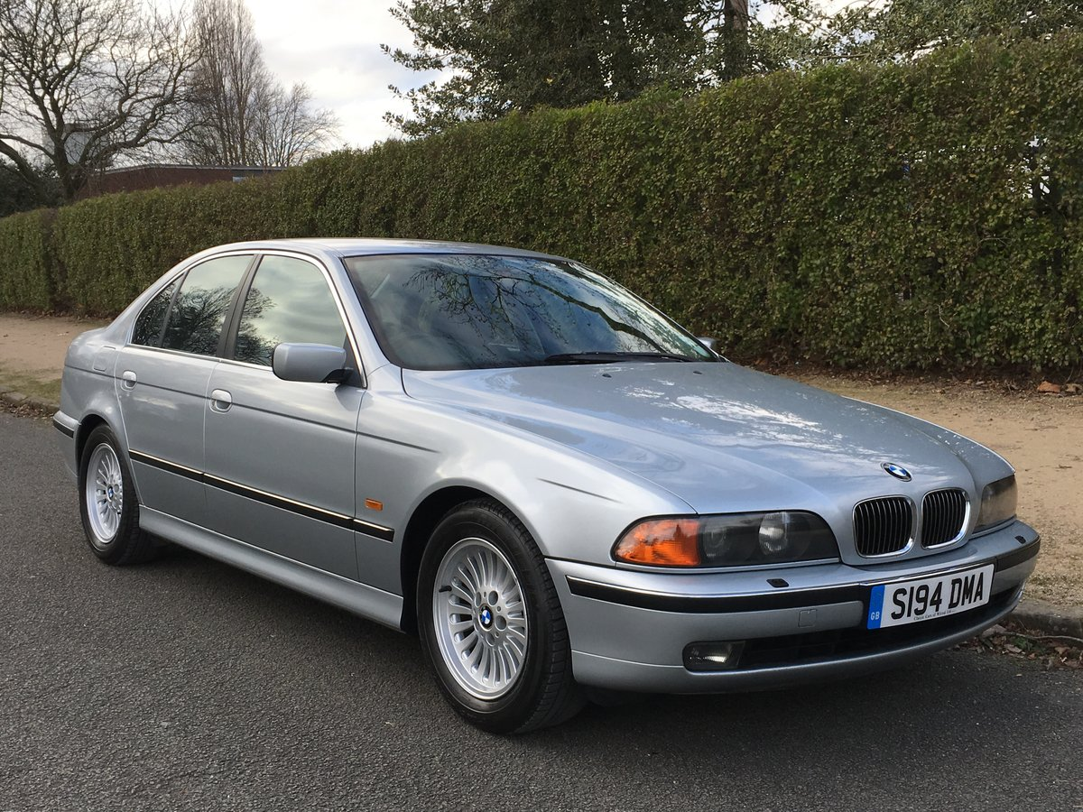 1998 Bmw 540i 4 4 V8 E39 Auto  103 000 Miles 3 Owners Sold