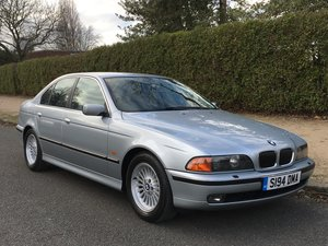 1998 BMW 540i 4.4 V8 E39 Auto, 103,000 miles 3 Owners For Sale