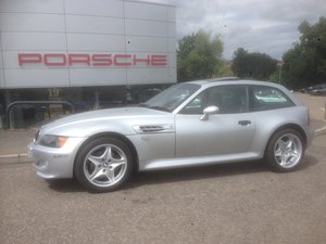 1999 Immaculate BMW Z3M Coupe only 70000 miles from new