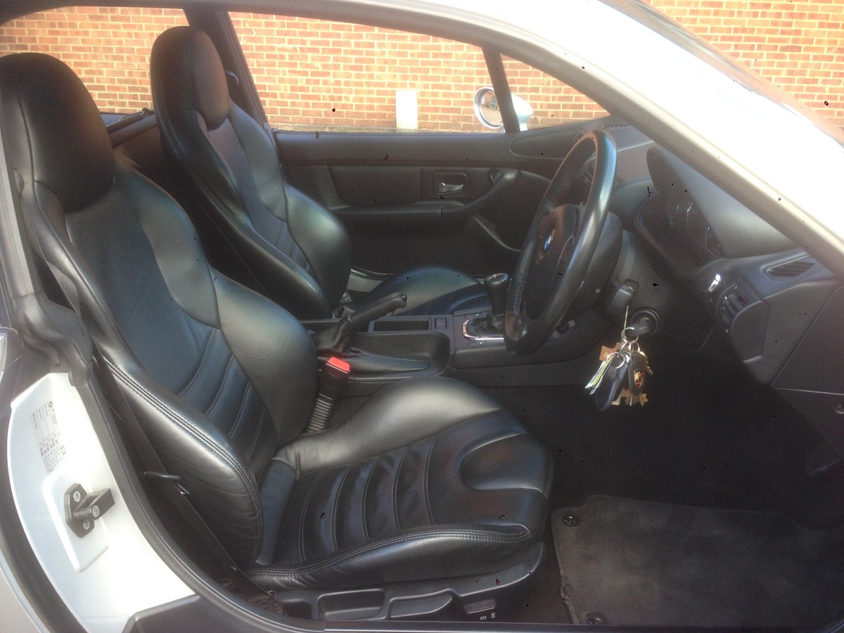 1999 Immaculate BMW Z3M Coupe only 70000 miles from new For Sale (picture 1 of 5)