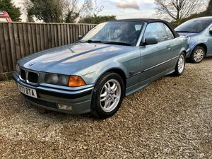 1996 320i A/T Convertible For Sale