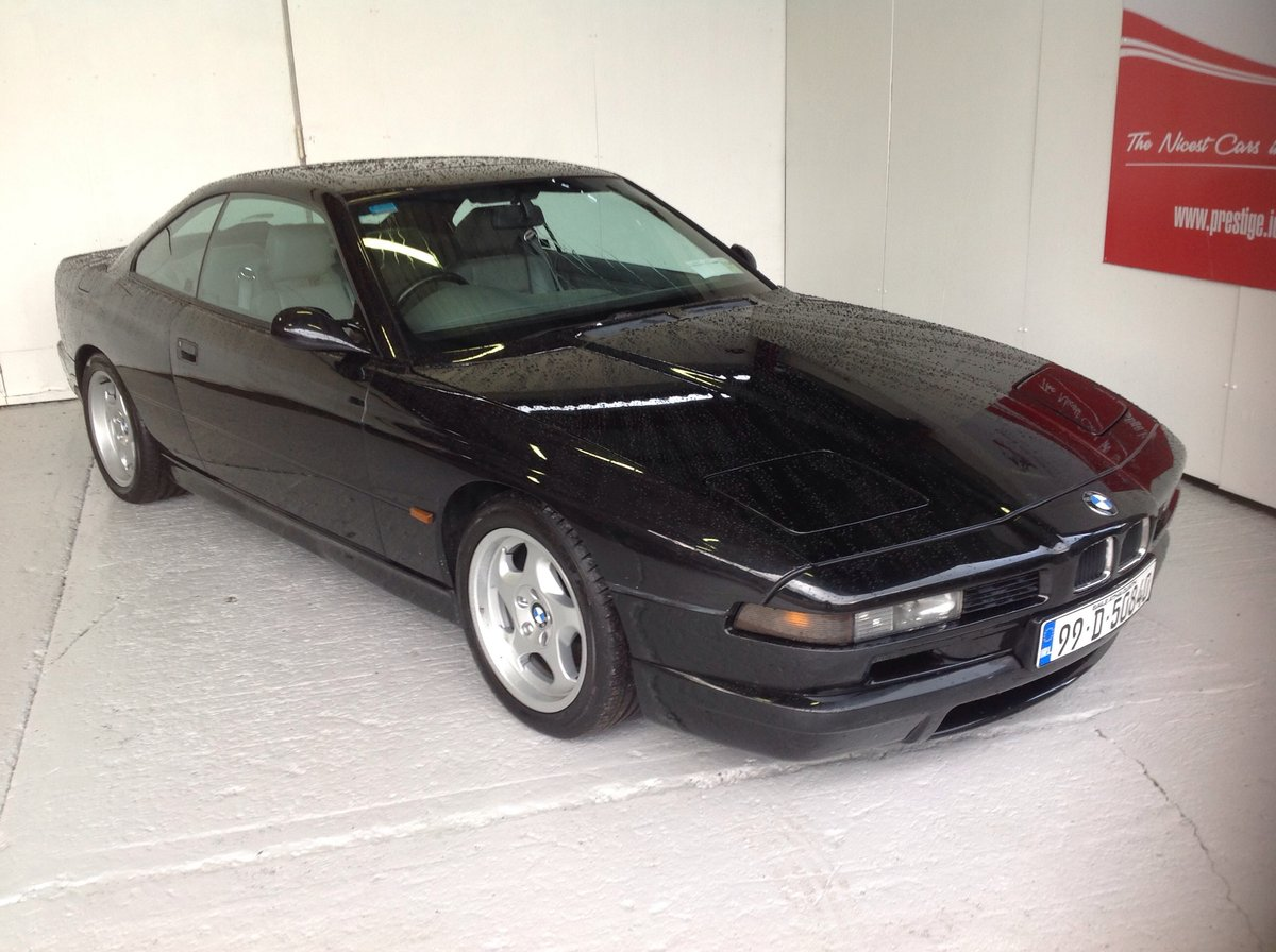 1999 BMW 840CI (low mileage) For Sale (picture 1 of 6)