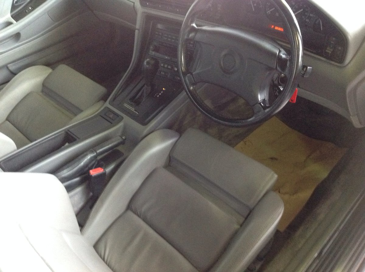 1999 BMW 840CI (low mileage) For Sale (picture 4 of 6)
