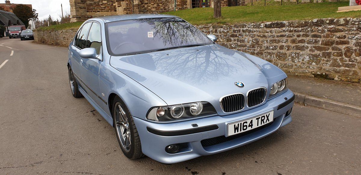 2000 BMW M5 4.9i M5  For Sale (picture 1 of 6)