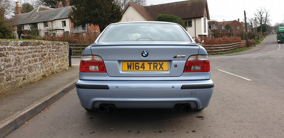 2000 BMW M5 4.9i M5  For Sale (picture 2 of 6)