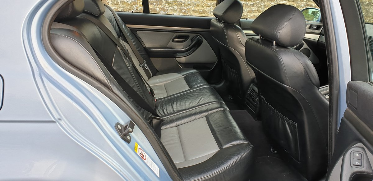 2000 BMW M5 4.9i M5  For Sale (picture 4 of 6)