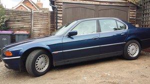 1997 Classic BMW 728i E38 Excellent Condition