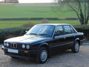 BMW E30 316i Saloon.. 1 Owner.. FBMWH.. Stunning Example.. SOLD