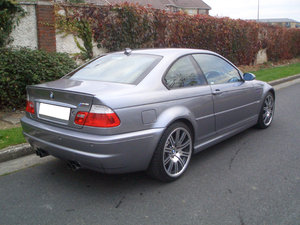 2003  BMW M3 E46 For Sale