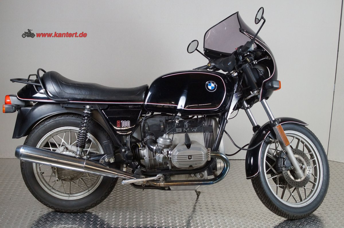 1982 BMW R 100, 78000 km, 980 cc, 67 hp For Sale (picture 2 of 6)