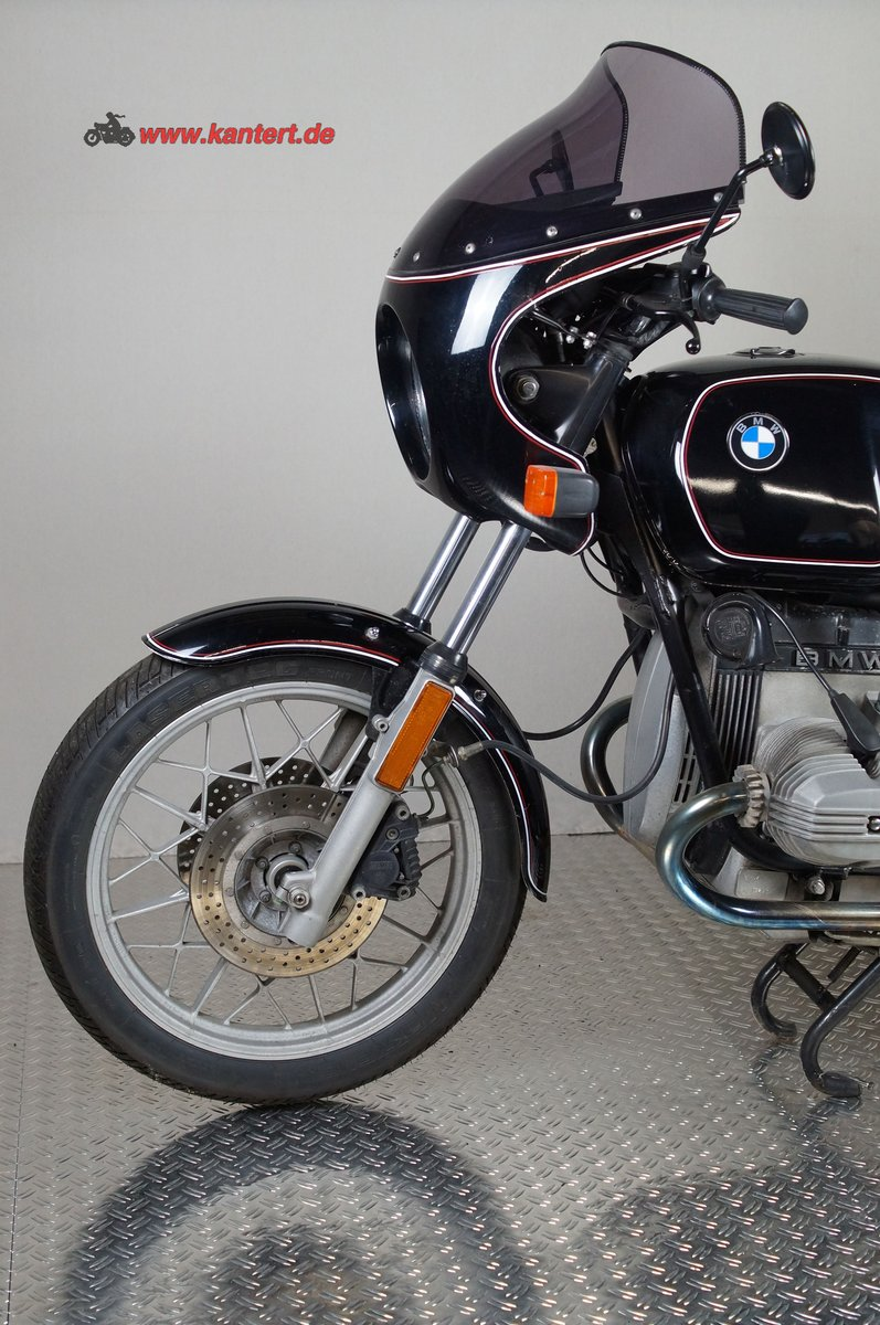 1982 BMW R 100, 78000 km, 980 cc, 67 hp For Sale (picture 4 of 6)