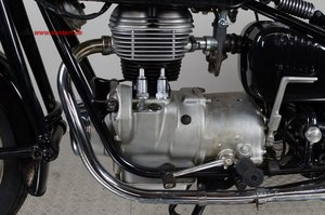 1959 BMW R 26, 245 cc, 15 hp, 90000 km For Sale