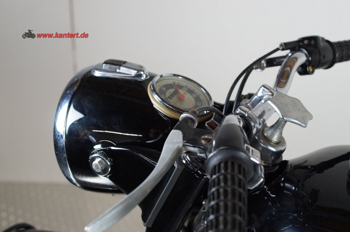 1959 BMW R 26, 245 cc, 15 hp, 90000 km For Sale (picture 2 of 6)