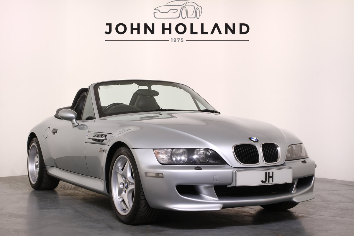 1998/S BMW Z3 M Roadster, Great History File, Low Mileage For Sale (picture 1 of 6)