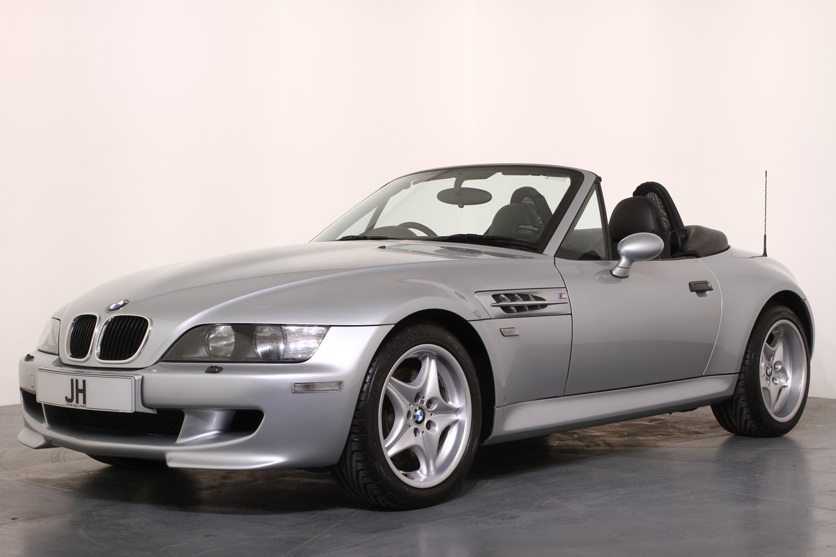 1998/S BMW Z3 M Roadster, Great History File, Low Mileage For Sale (picture 2 of 6)