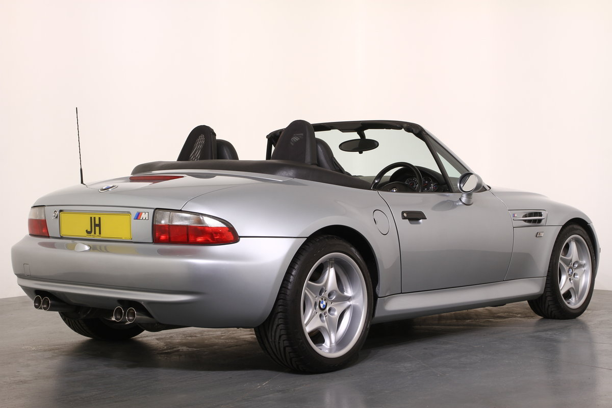 1998/S BMW Z3 M Roadster, Great History File, Low Mileage For Sale (picture 3 of 6)