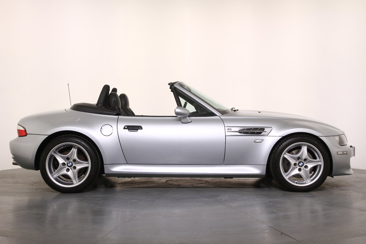1998/S BMW Z3 M Roadster, Great History File, Low Mileage For Sale (picture 4 of 6)