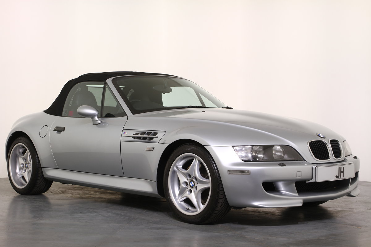 1998/S BMW Z3 M Roadster, Great History File, Low Mileage For Sale (picture 5 of 6)