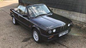 1989 BMW E30 325i Converitble FSH For Sale