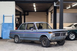 1973 BMW 2002 Automatic SOLD
