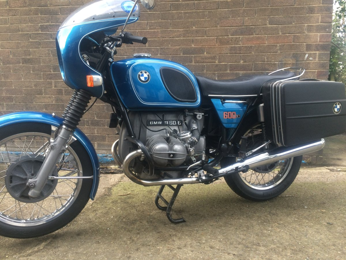 1975 BMW R60/6 For Sale (picture 1 of 6)