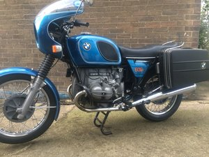 1975 BMW R60/6 For Sale
