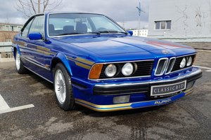1988 BMW 635 CSi *9 march* RETRO CLASSICS  SOLD by Auction