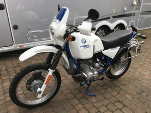 1997 R80GS Basic/Kalahari For Sale