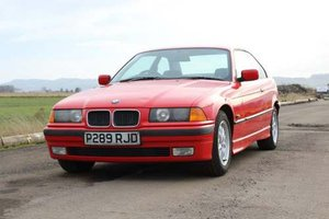 1996 BMW 316i E36 at Morris Leslie Classic Auction 25th May For Sale by Auction