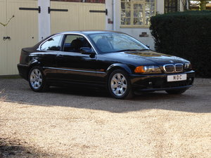 1999 BMW 323ci Auto Coupe Superb Corrosion Free Example For Sale