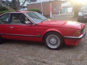 1987 BMW 635 CSI For Sale