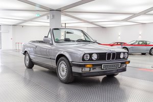1989 320 i Cabrio (E30) *9 march* RETRO CLASSICS  SOLD by Auction