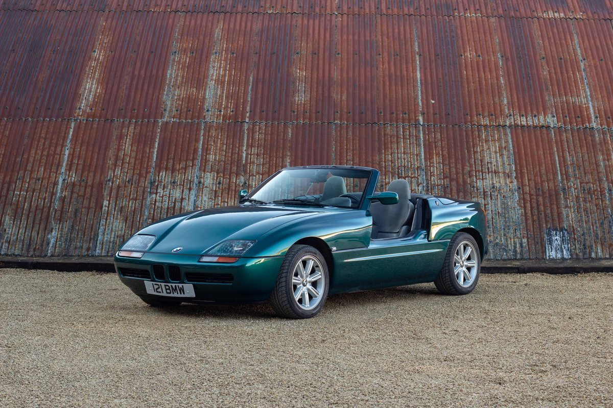 BMW Z1 1989 For Sale For Sale (picture 1 of 6)