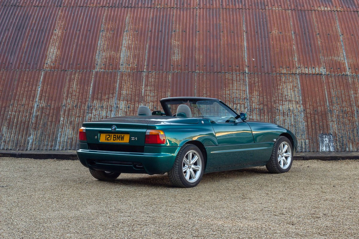 BMW Z1 1989 For Sale For Sale (picture 2 of 6)
