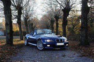 2000 - BMW Z3 2.0 Roadster SOLD by Auction