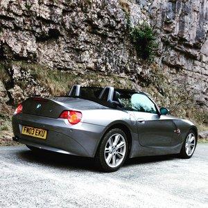 2003 BMW Z4 2.5 top spec