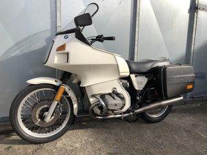 1981 BMW R80 CLASSIC CRUISER IDEAL BOBBER CHOPPER £3295