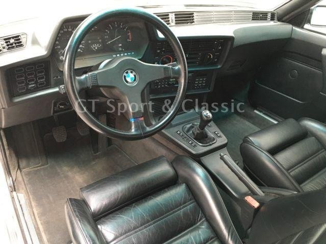 1986 BMW M635 CSI  no cat  europ  Specs. 80000 km For Sale (picture 6 of 6)