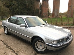 1996 BMW 750iL V12 35,000 Miles SOLD