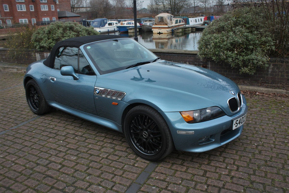 1998 BMW Z3 2.8 Widebody - 62,000 miles SOLD (picture 1 of 6)