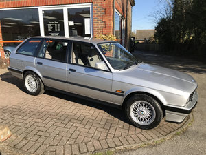 1990 9,000 mile BMW 325i Touring E30 (Sold, Similar Required) For Sale