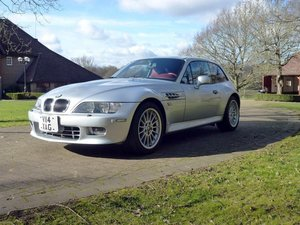 2000 BMW Z3 2.8 Coupe For Sale by Auction