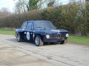 1972 BMW 1602 2-Litre Racecar For Sale by Auction