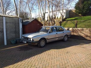 1984 BMW 525e e28 eta For Sale