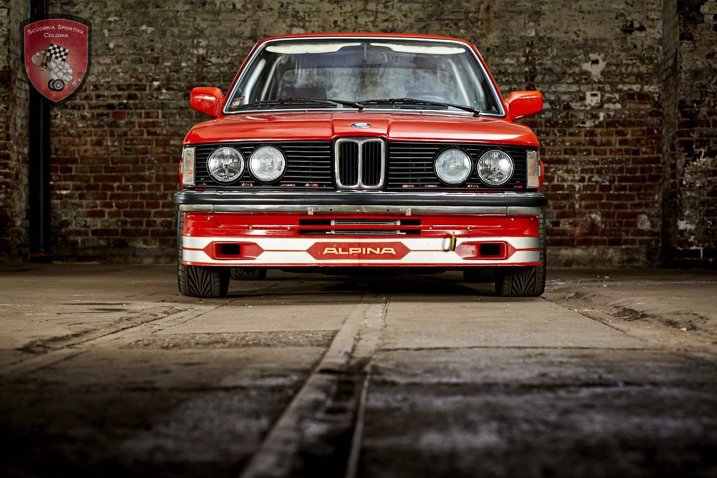 1982 BMW 323 Alpina C1 (E21) For Sale (picture 1 of 6)