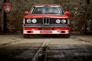 1982 BMW 323 Alpina C1 (E21) For Sale